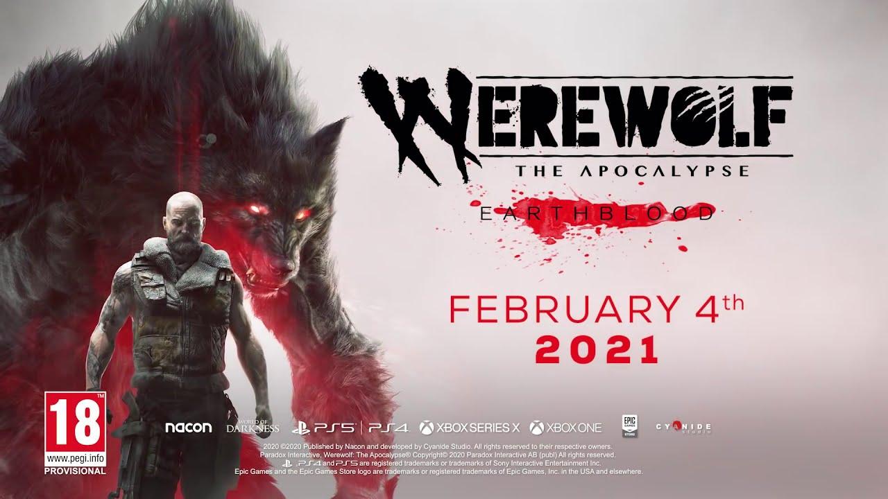 Werewolf: The Apocalypse - Earthblood - Poster
