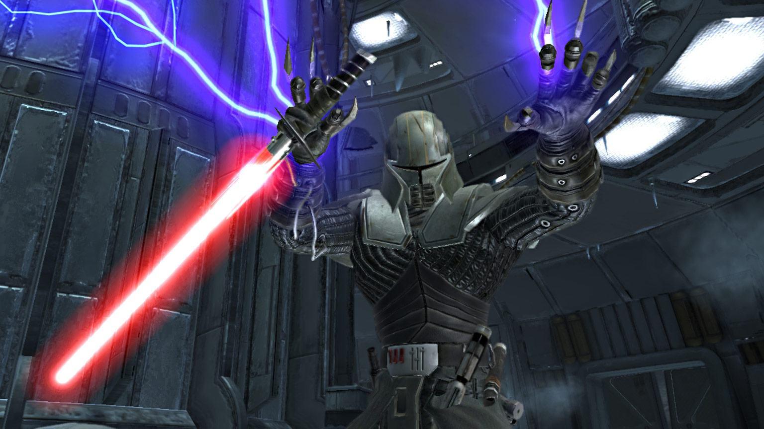 Force Unleashed Lucasarts