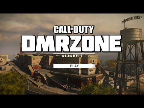 DMRZONE DMR-14 Warzone