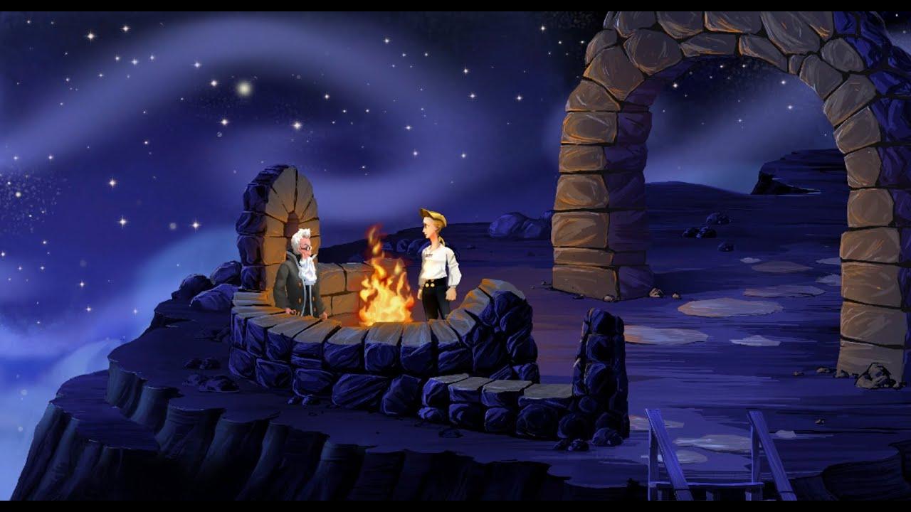 Monkey Island LucasArts