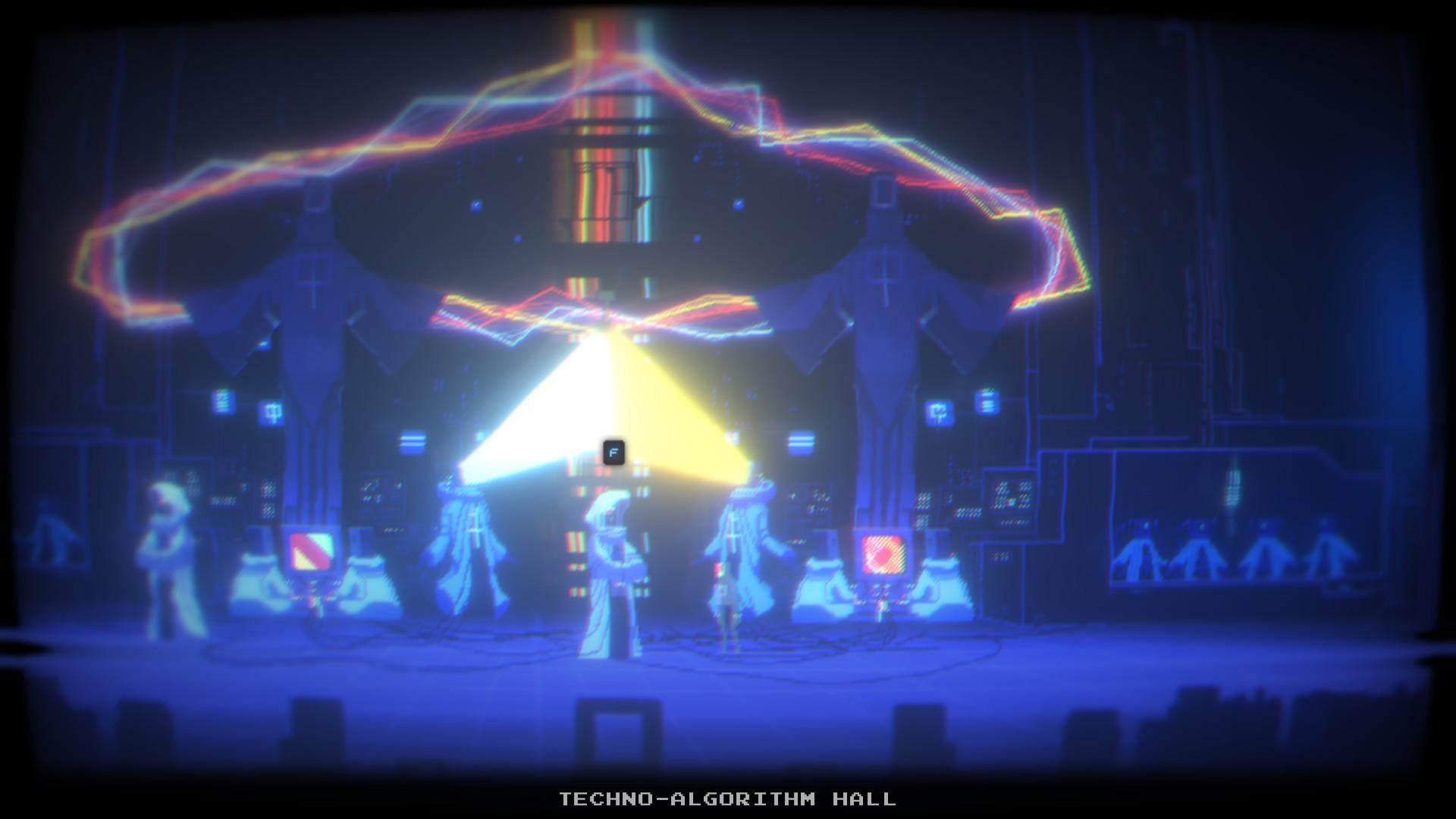 Steam Game Festival - Narita Boy