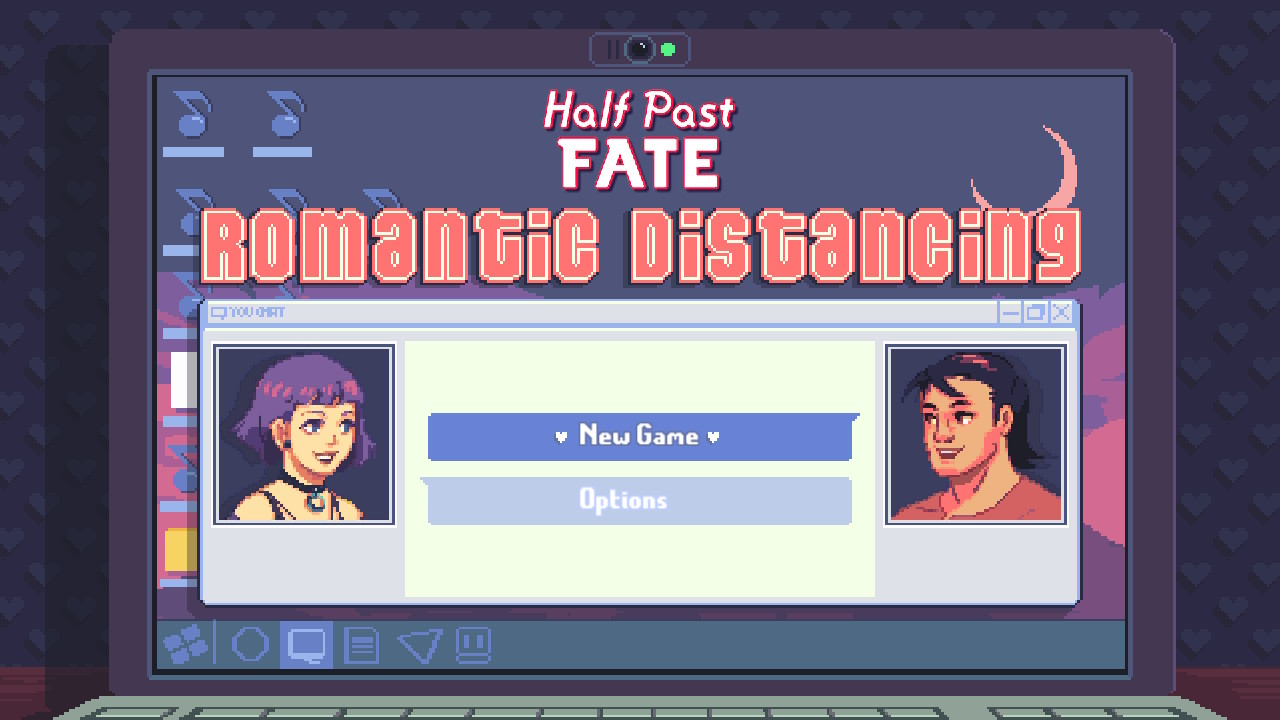 Half Past Fate: Romantic Distancing - Feature Image