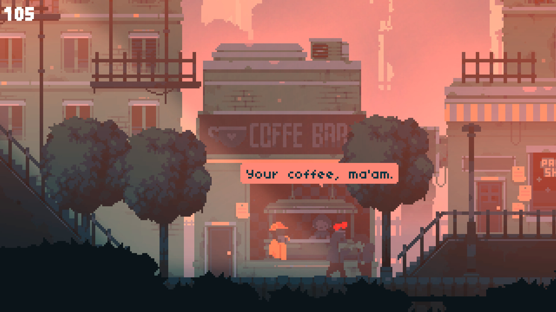 A Day - Coffee