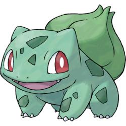 Starter Pokémon - Bulbasaur