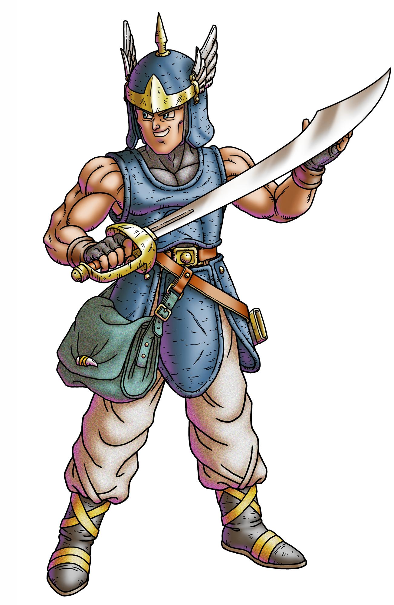 Dragon Quest - Amos