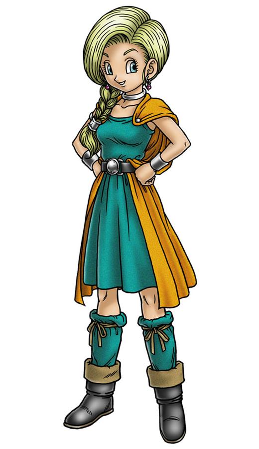 Dragon Quest - Bianca