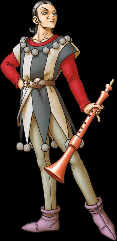 Dragon Quest - Sylvando