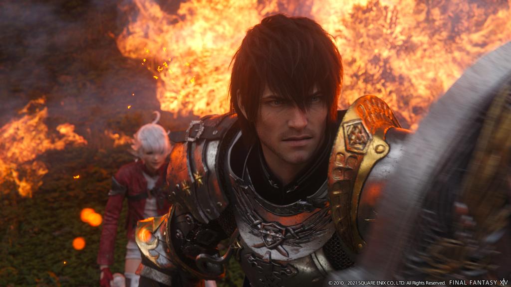 Final Fantasy XIV - Screenshot