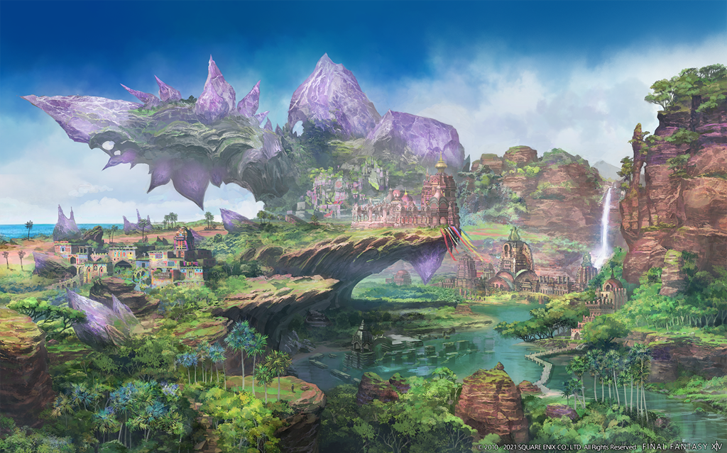 Final Fantasy XIV - Artwork