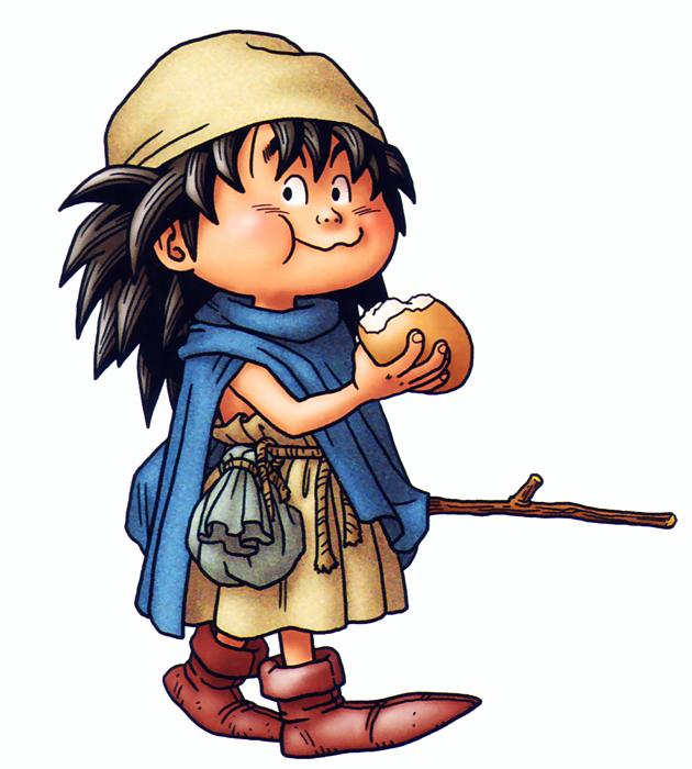Dragon Quest - Ruff