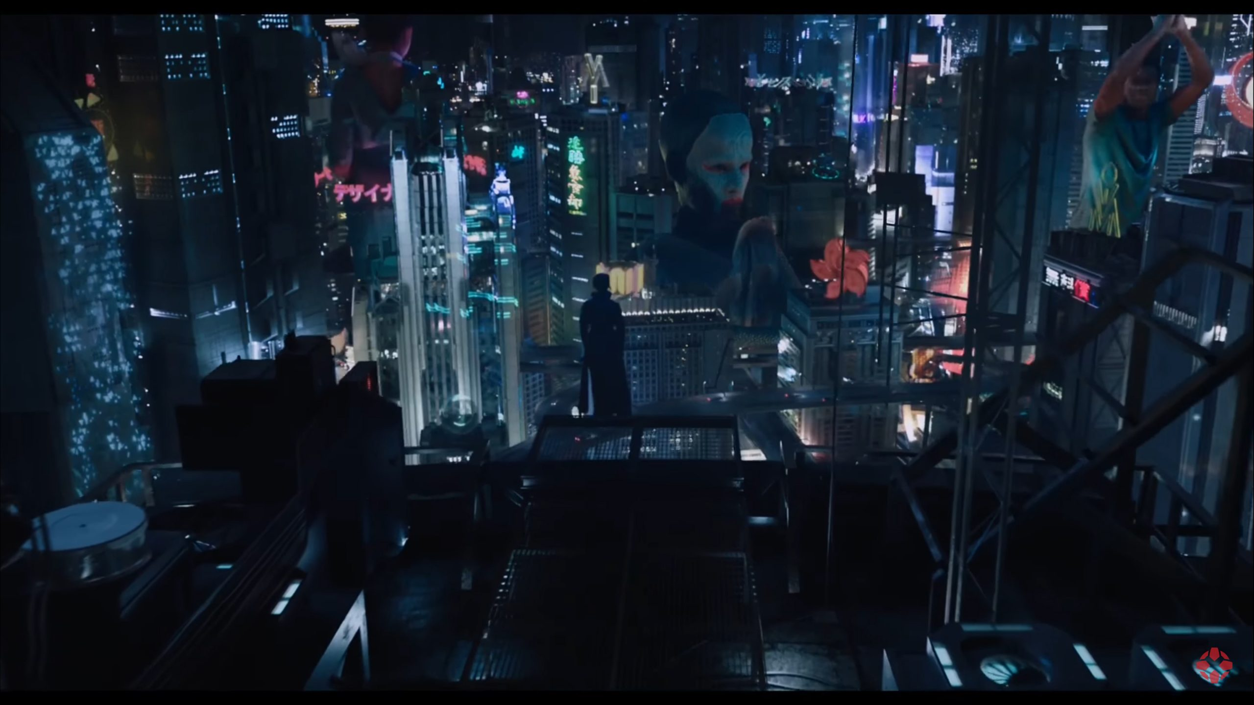 Ghost In The Shell - City