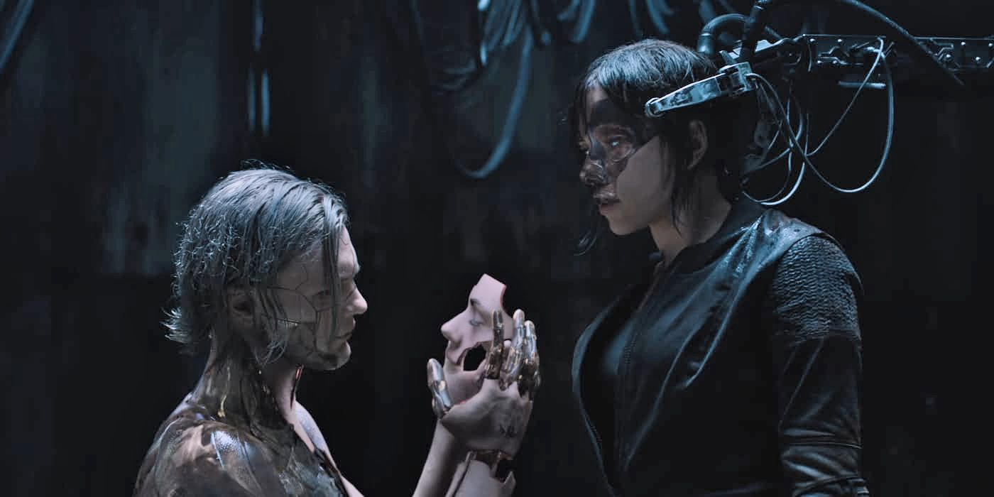 Ghost In The Shell - Kuze And Mira