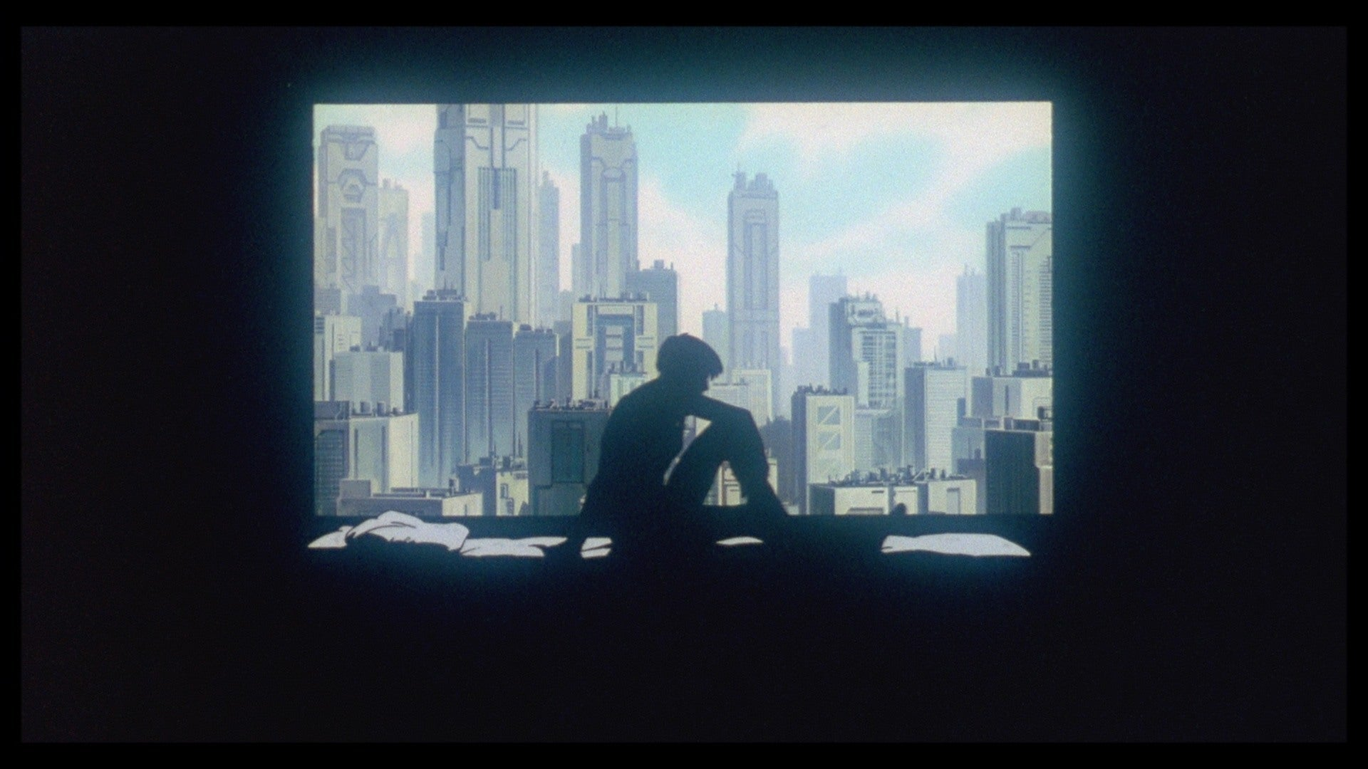 Ghost In The Shell - 1995 Opening