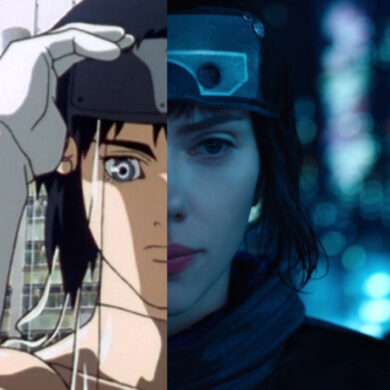 Ghost In The Shell - Feature Image