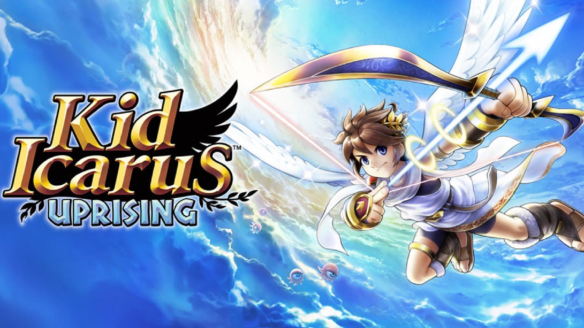 Nintendo - Kid Icarus