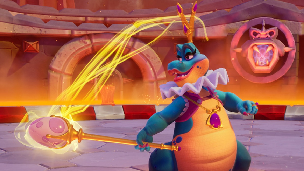 Spyro - The Sorceress