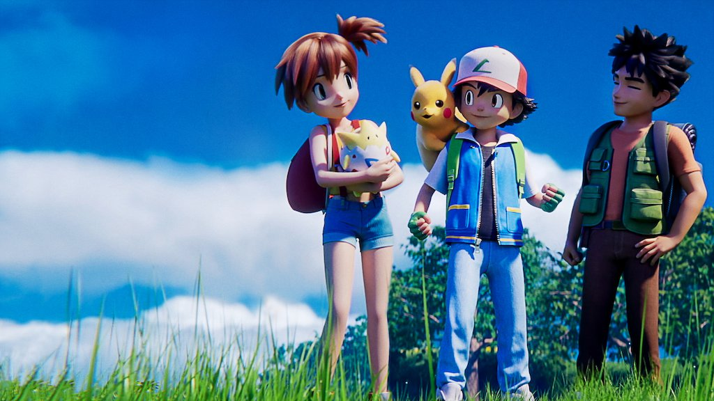 Pokémon - The Characters