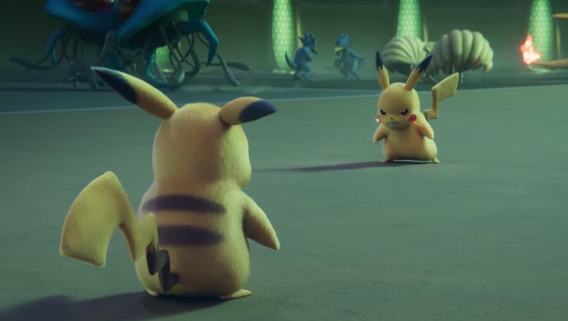 Pokémon - Fighting