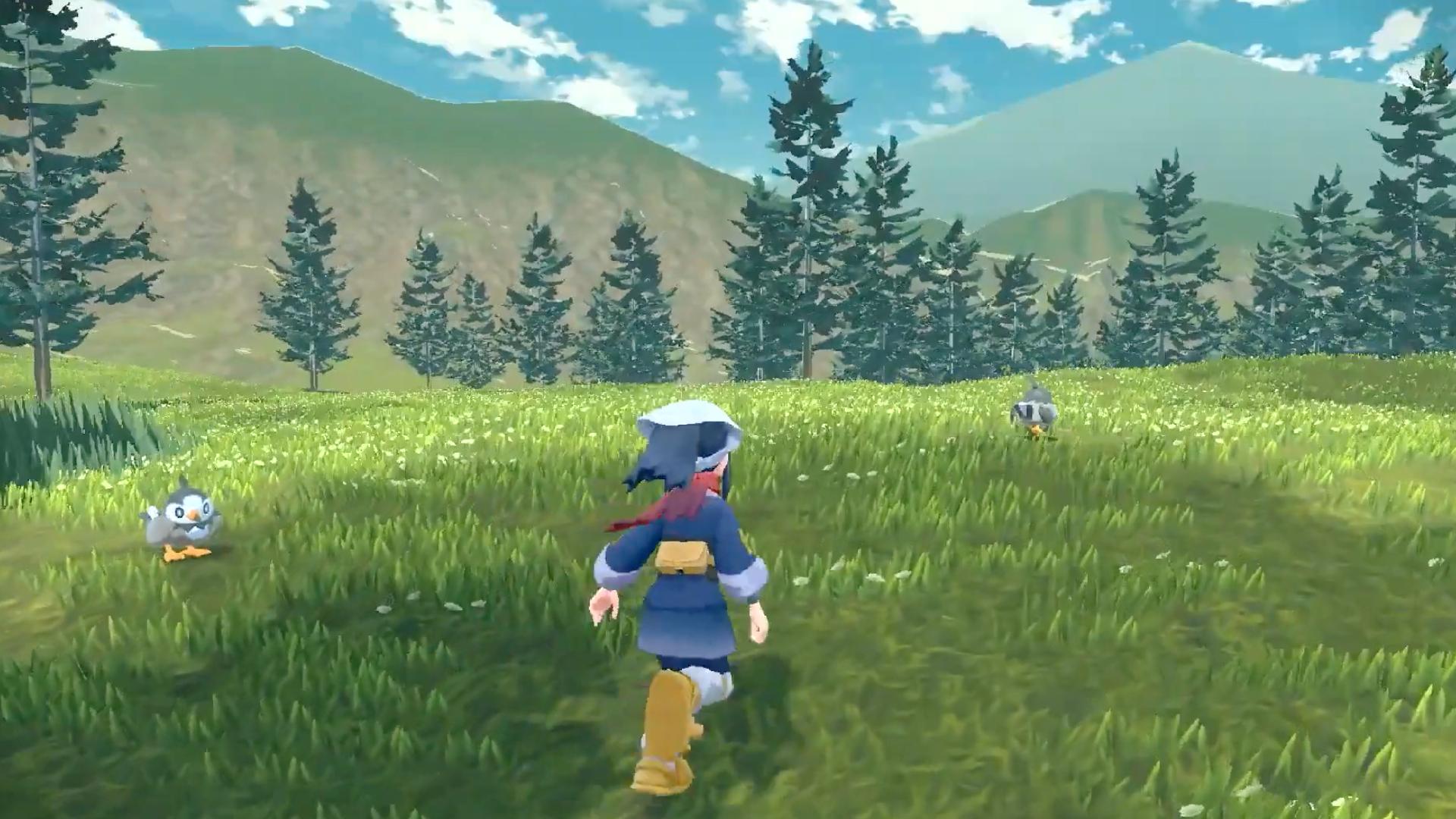 Pokemon Presents - Gameplay