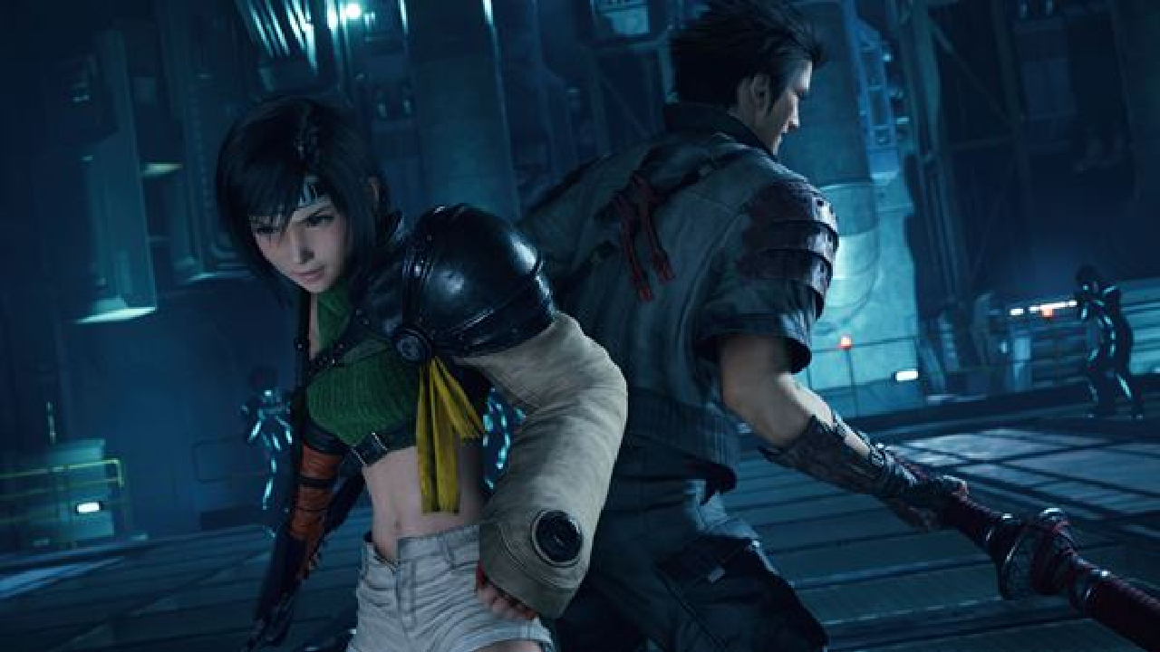 Final Fantasy VII Remake Intergrade - Yuffie & Sonon