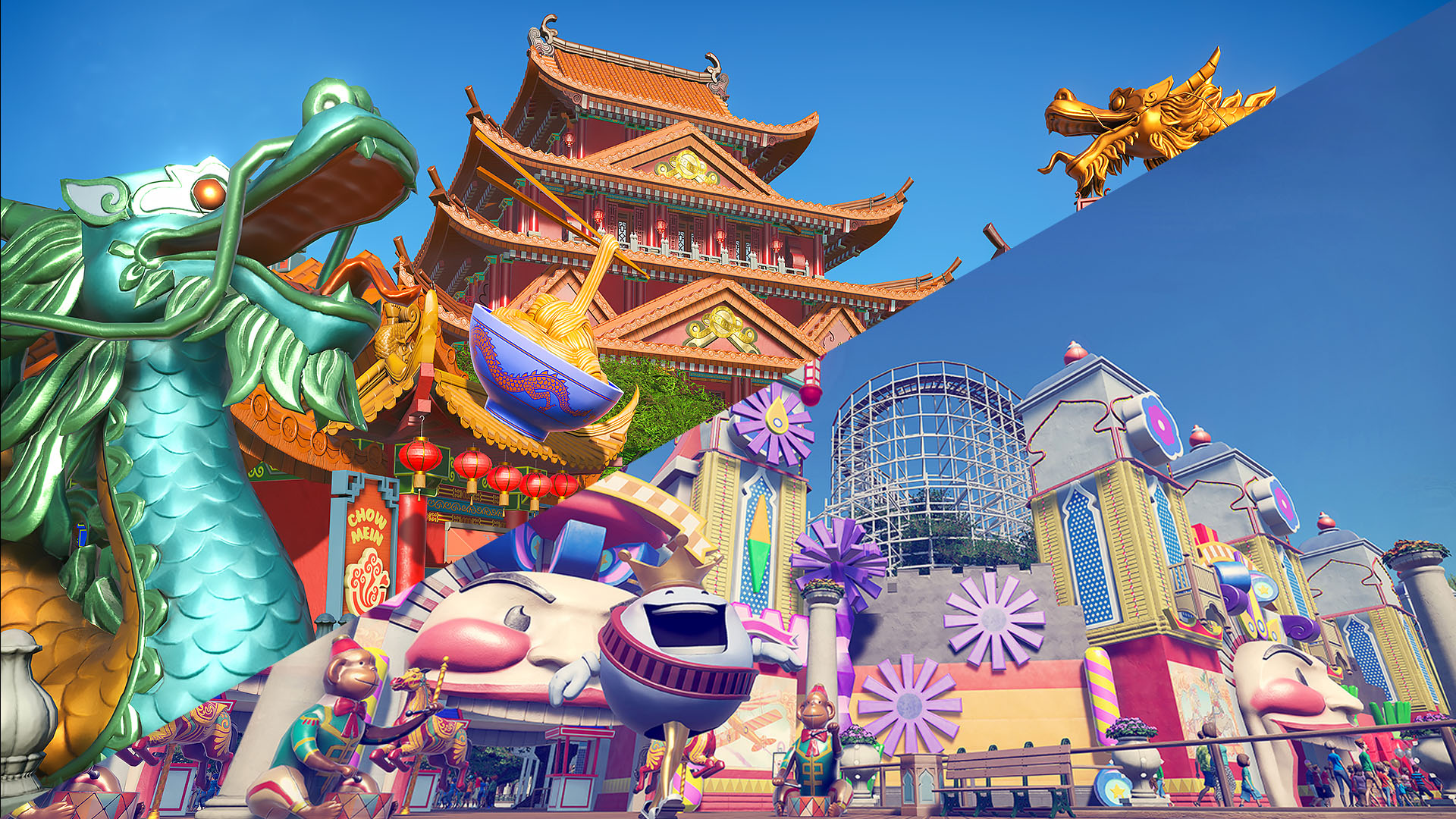 Planet Coaster - Feature Image