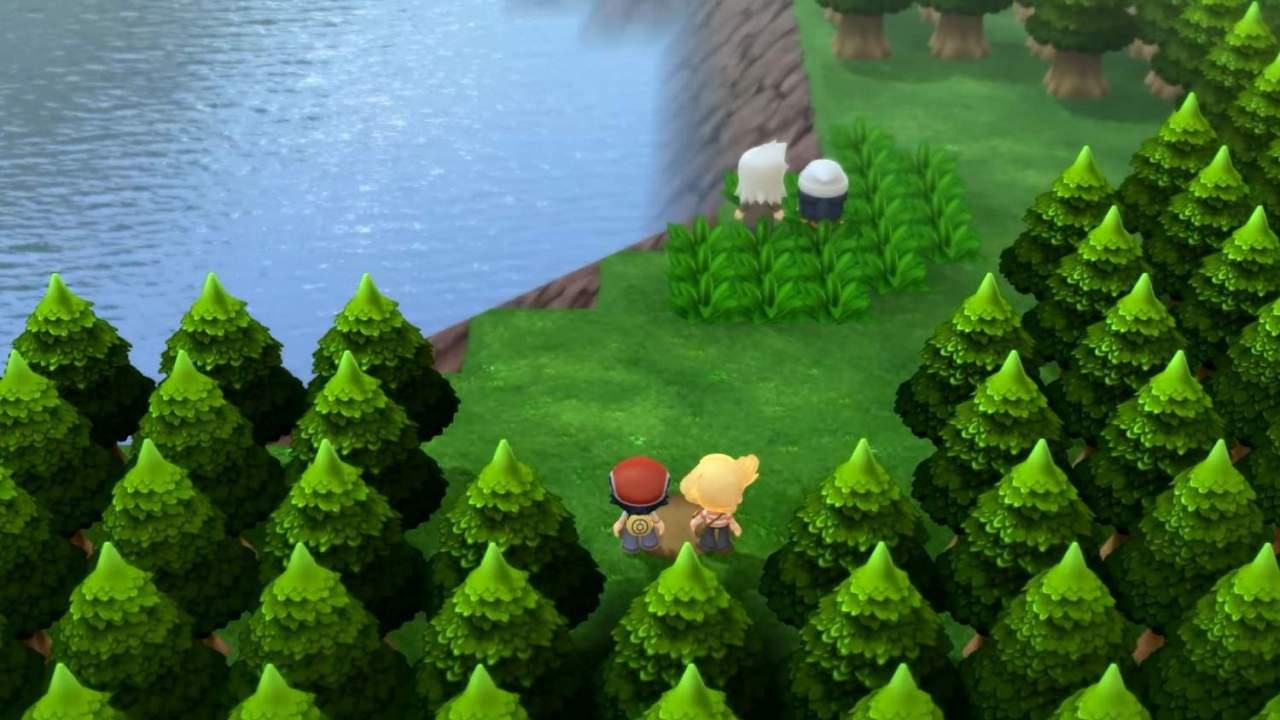 Pokémon Diamond and Pearl - Gameplay