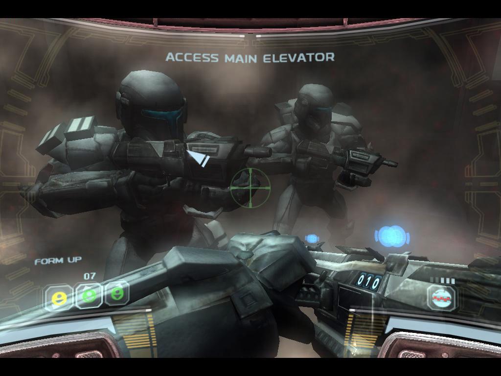 Star Wars Republic Commando - Gameplay