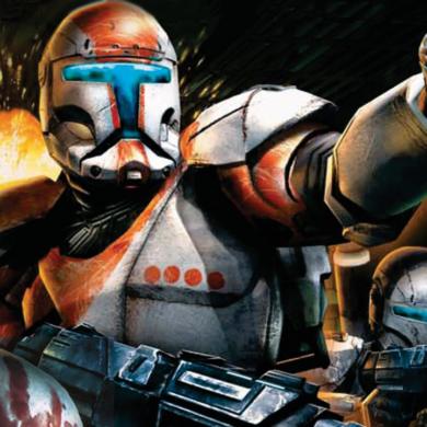 Star Wars Republic Commando - Feature Image