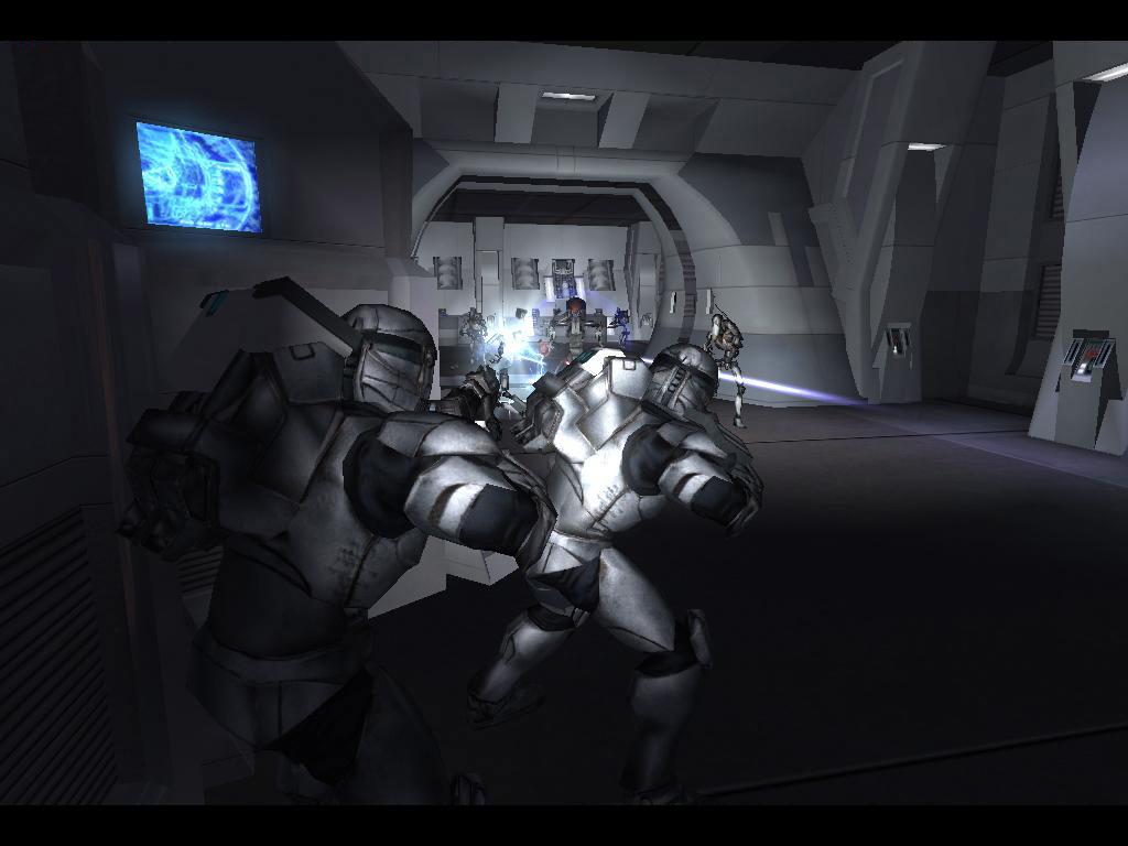 Star Wars Republic Commando - Combat