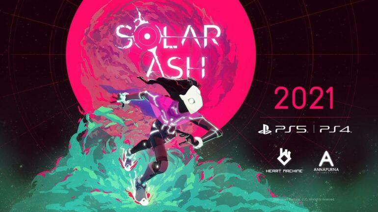 Solar Ash - Feature Image