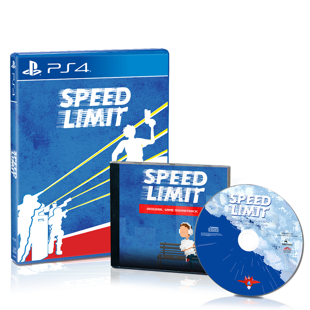 Speed Limit - Physical Edition