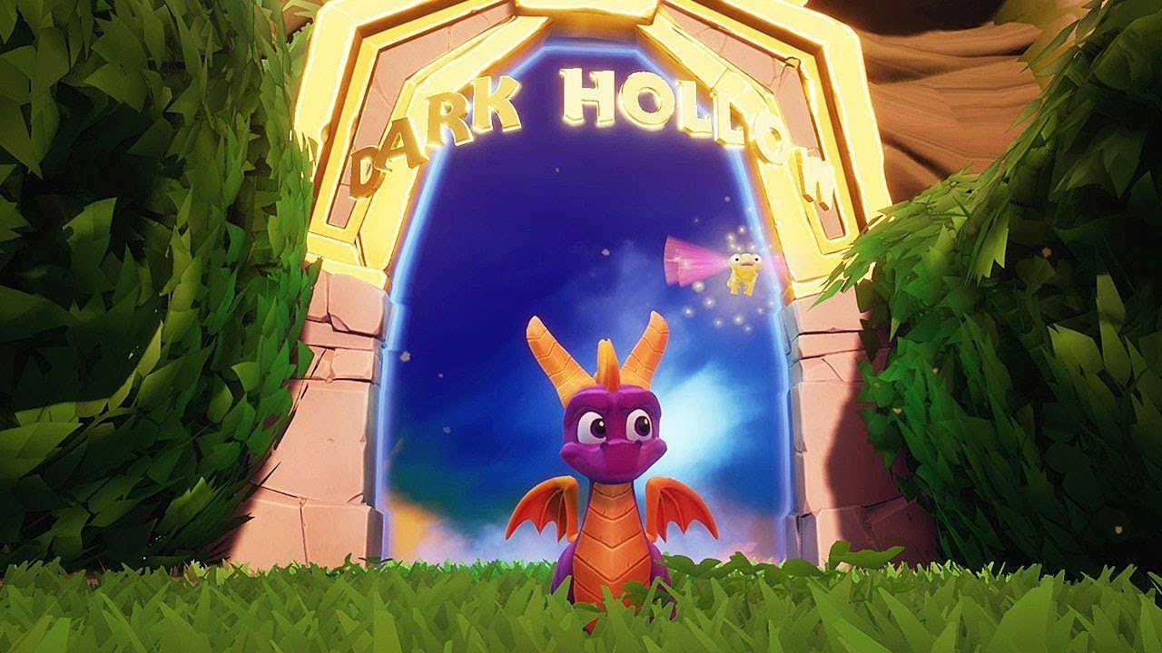 Spyro - Portals