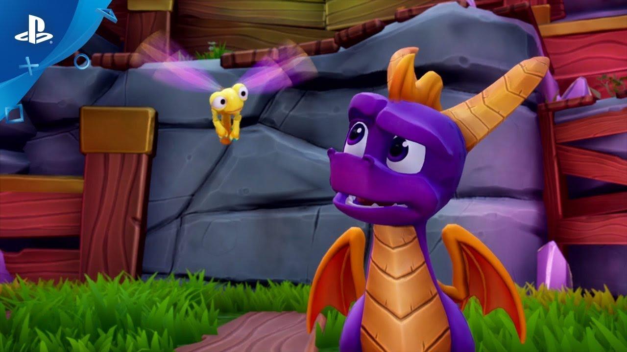 Spyro - New Design