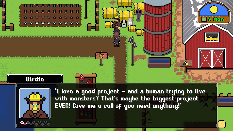 Village Monsters - Bridie