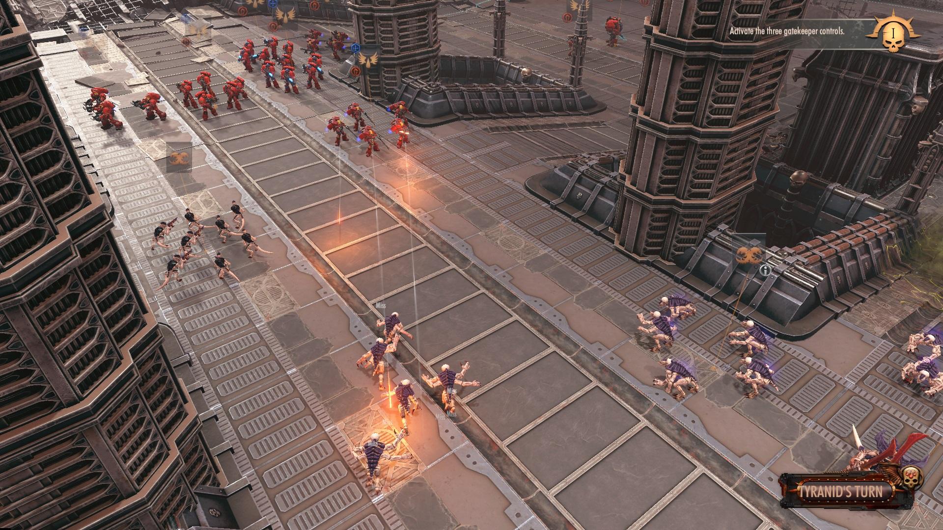 Warhammer 40,000: Battlesector - Tyranids