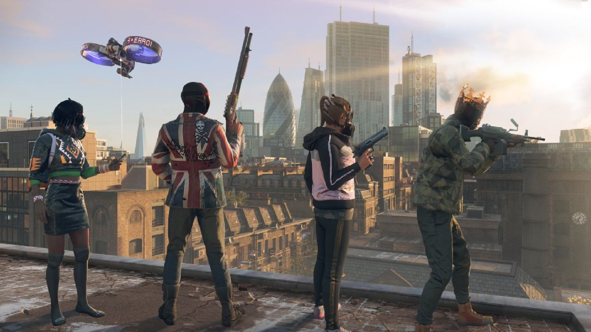 Watch Dogs Legion - Feature Image