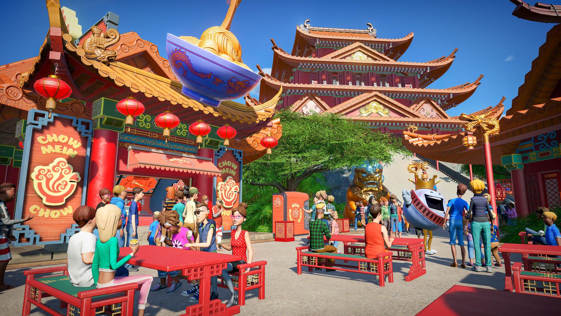 Planet Coaster - World's Fair