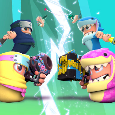 Worms Rumble - Feature Image