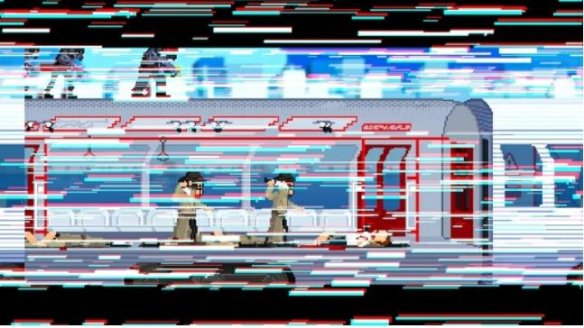 Speed Limit - Train