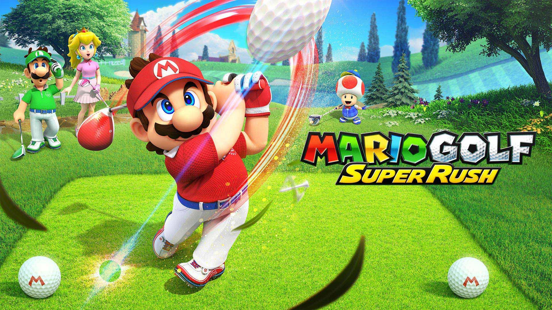 Nintendo Direct - Mario Golf Super Rush