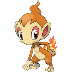 Starter Pokémon - Chimchar
