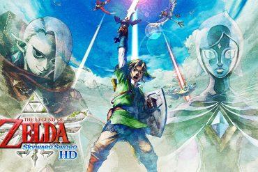The Legend of Zelda Skyward Sword HD - Feature Image