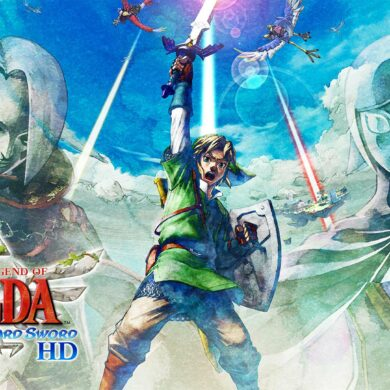 The Legend of Zelda Skyward Sword HD - Feature Image