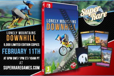 Lonely Mountains: Downhill - Feature Image