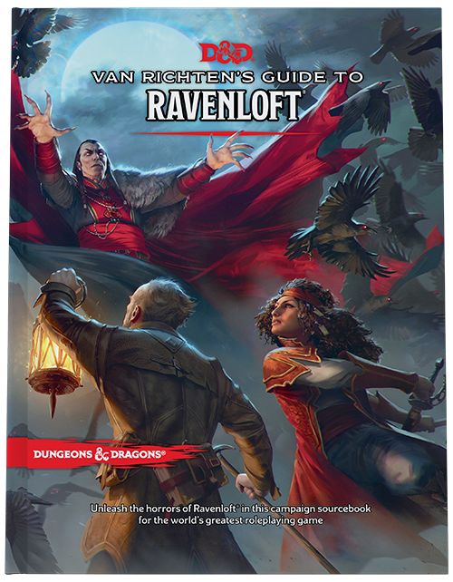 Wizards of the Coast - Van Richten's Guide to Ravenloft