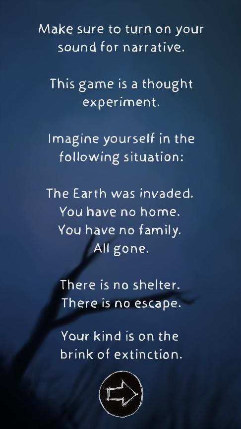 Sixth Extinction - Narrative