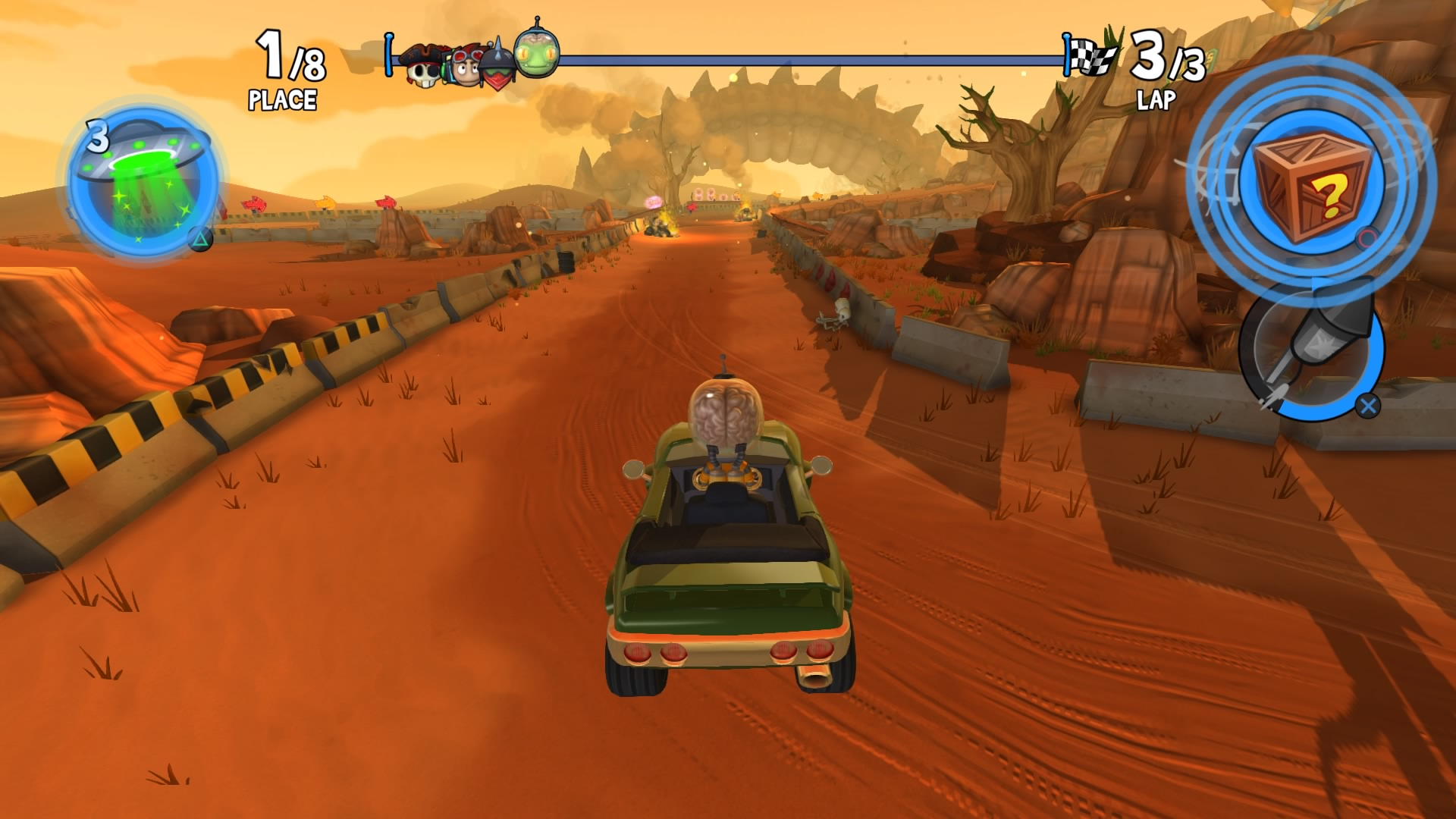 Beach Buggy Racing 2 - Feature Image