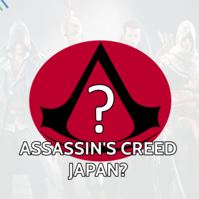 Crater Corner Podcast - Assassin's Creed Warriors Japan