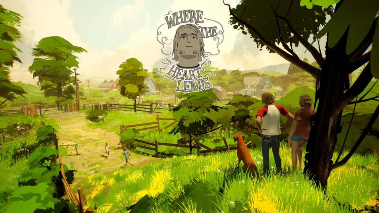PlayStation Indies - Where The Heart Leads