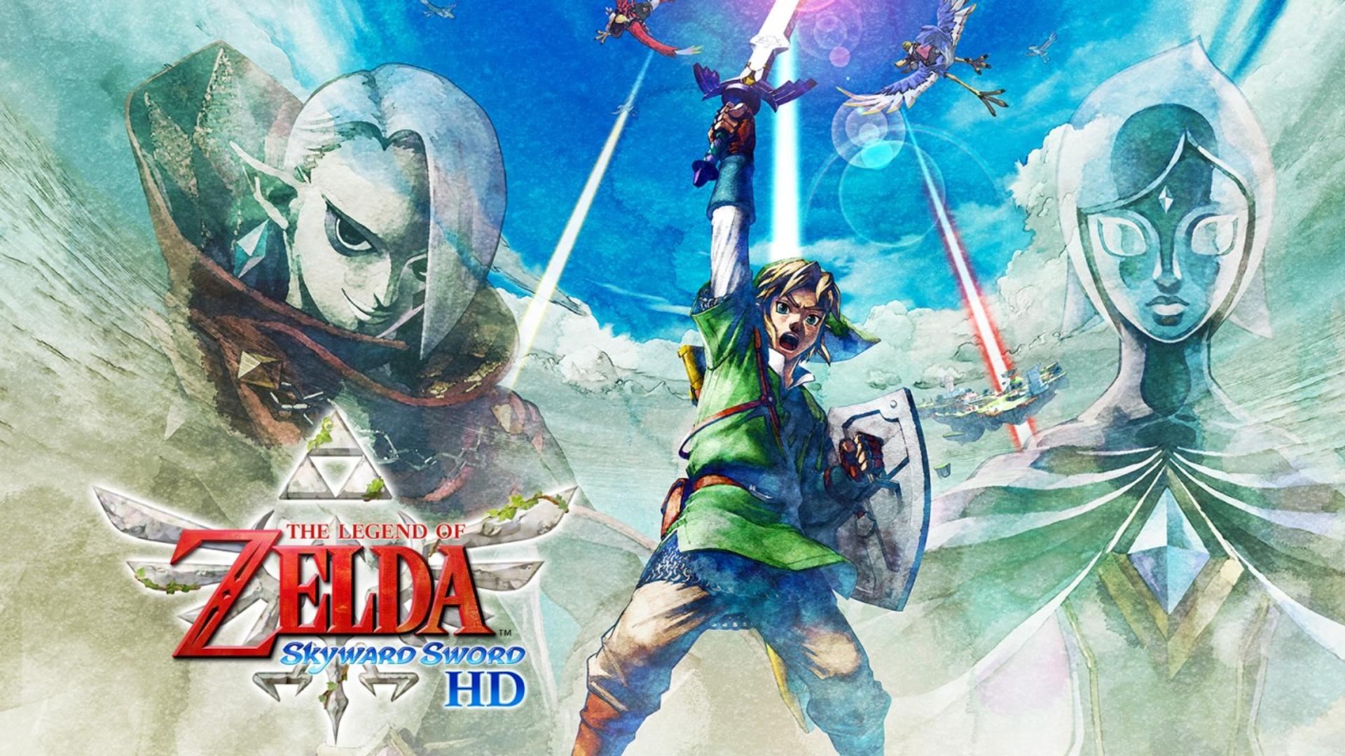 Nintendo - The Legend of Zelda Skyward Sword HD
